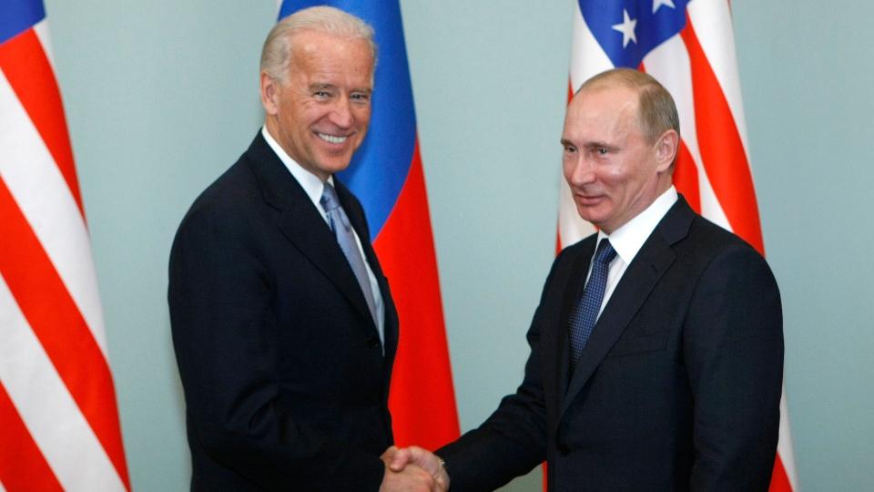 President Biden, Putin