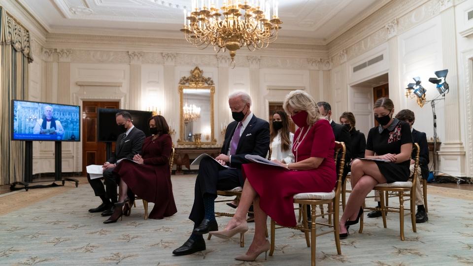 President Biden White House