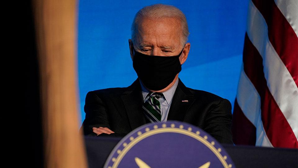 President-elect Joe Biden The Queen Theater