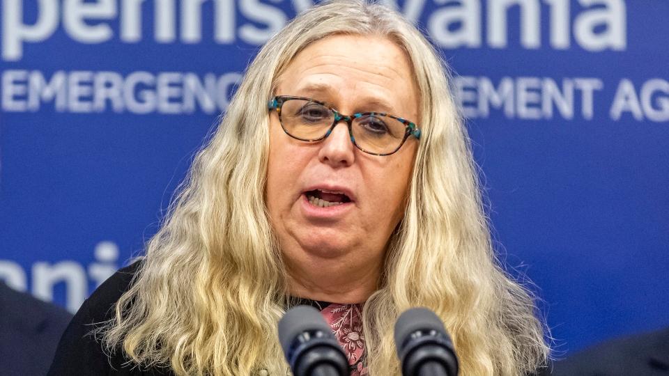 Dr. Rachel Levine, Biden pick