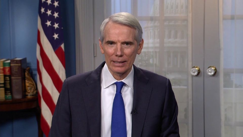 In a one-on-one interview with 27 First News, Ohio Senator Rob Portman talked about the COVID-19 pandemic, its effects on small businesses, and President Biden's $1.9 trillion COVID relief package.