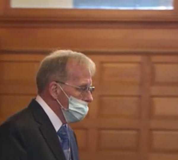 Robert Koehler, sentenced for illegal use of police database