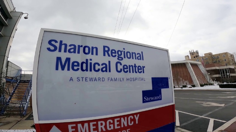 Sharon Regional Medical Center