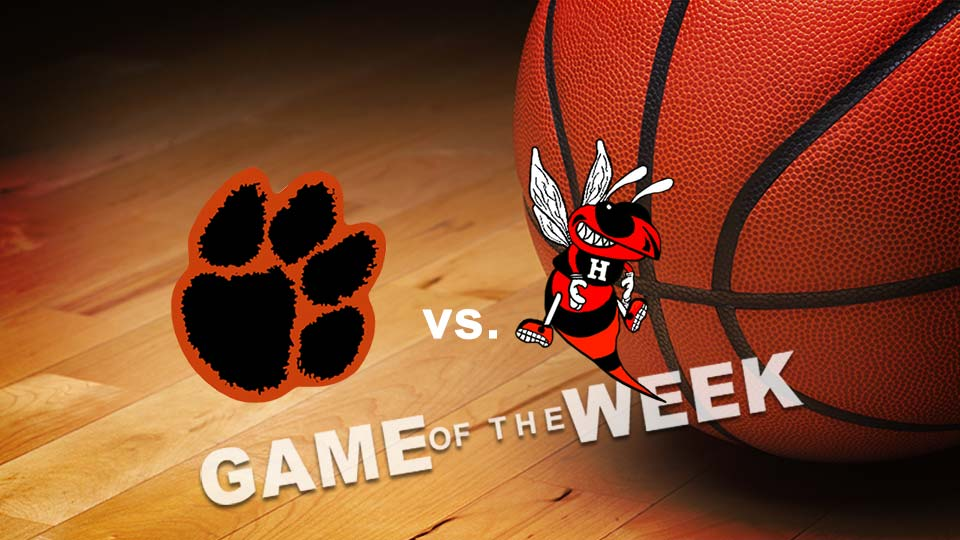 Sharon Tigers, Hickory Hornets High School Basketball Game of the Week