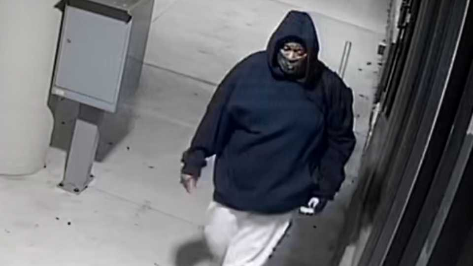 The Shenango Township Police Department is asking for the community's help to identify a burglary suspect.