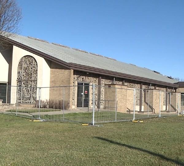 St. Patrick Church in Hubbard
