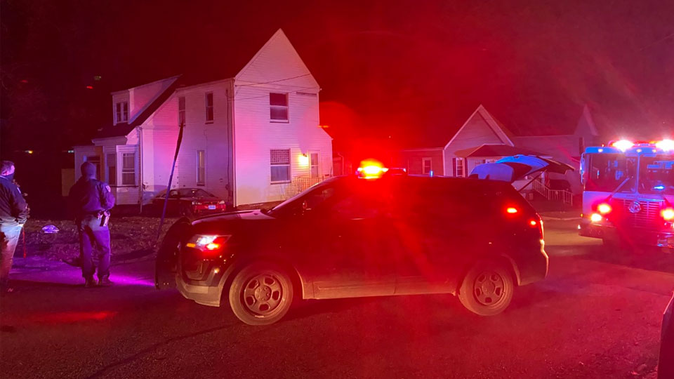 Struthers house crash fatal