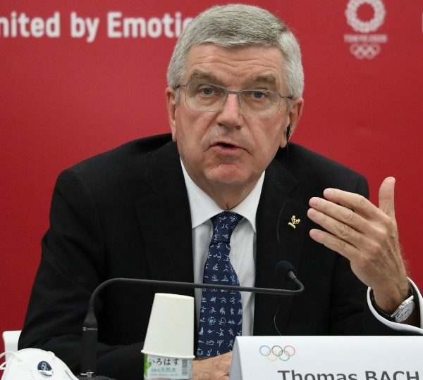 Thomas Bach, Olympics committee