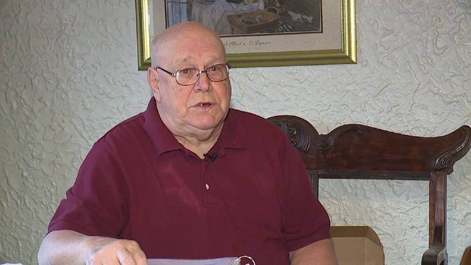 Veteran Fred Marshall
