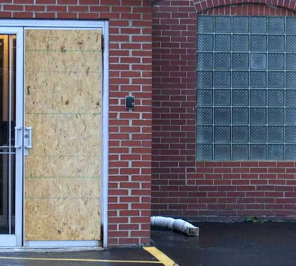 Pastor James Bowie of Greater Friendship Baptist Church told First News late Friday night, someone tried breaking into their church.