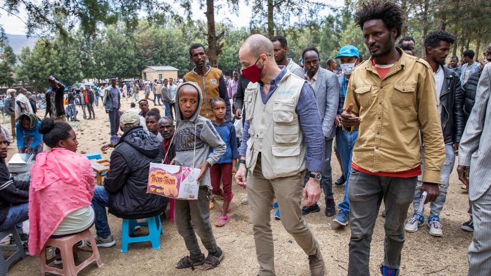 abuses in Ethiopia, US response