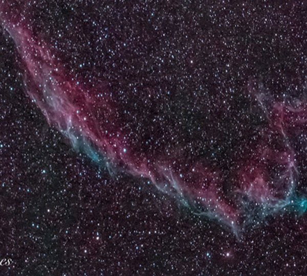 One of astrophotographer Donald Cherry of Warren's photos.