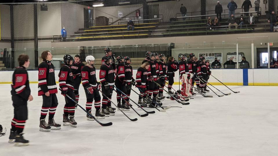 Canfield Cardinals ice hockey