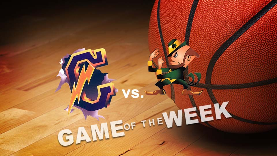 Champion Golden Flashes vs. Ursuline Irish High School Basketball Game of the Week