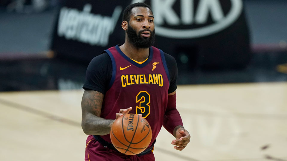 Cleveland Cavaliers' Andre Drummond
