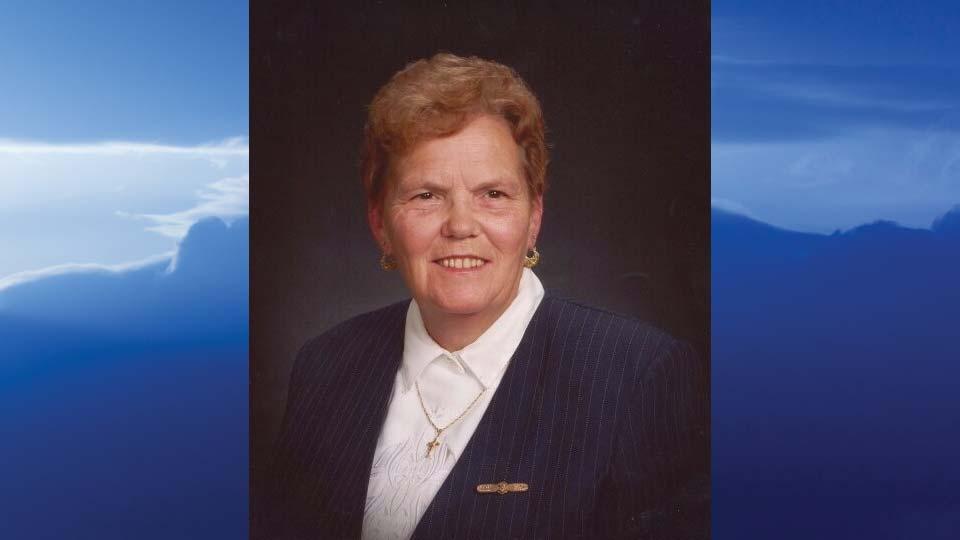 Cordella Jean Schwartz, Fowler, Ohio - obit