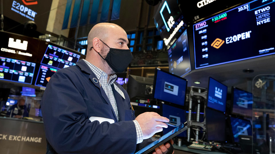New York Stock Exchange, trader Fred DeMarco
