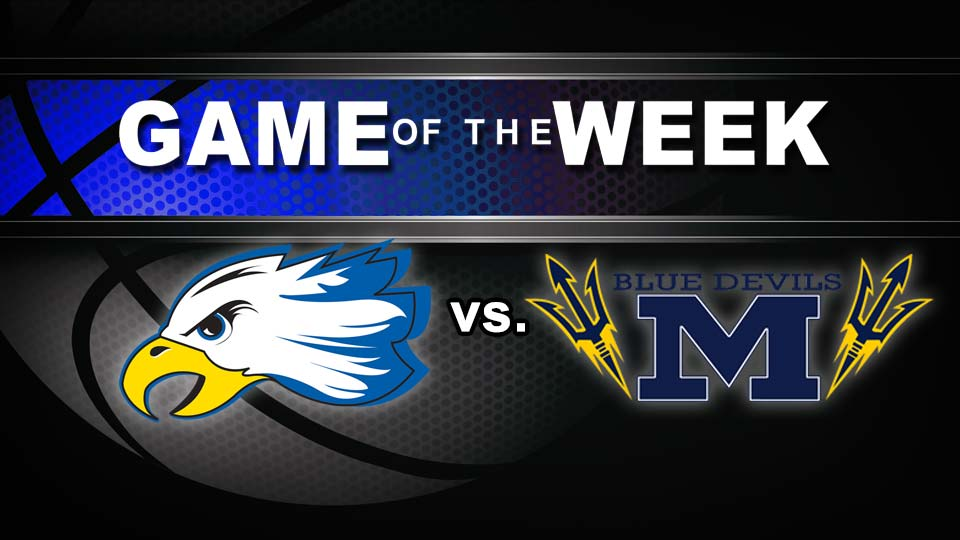 Valley Christian Eagles vs. McDonald Blue Devils, High School Basketball Game of the Week