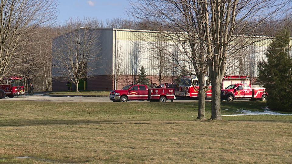 Hempfield Township fire