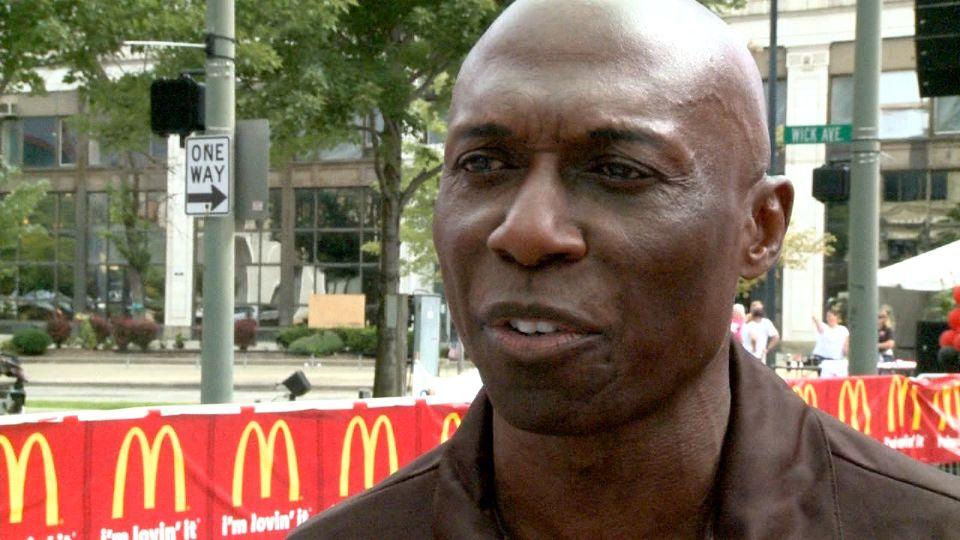 Valley businessman Herb Washington is taking on the McDonald's Corporation.
