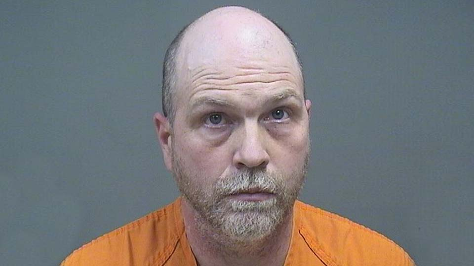 Jason Huffman, arrested in human trafficking sting