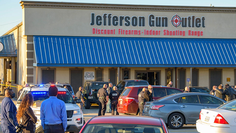 Jefferson Gun Outlet, Louisiana