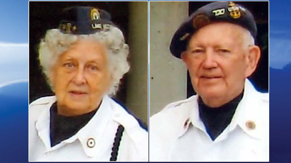 Kaye and Murle McLaughlin, Lake Milton, Ohio - obit
