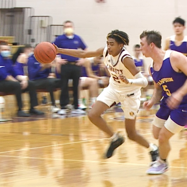 The Leopards were led by James Davis with a game-high 23 points in the nine-point victory
