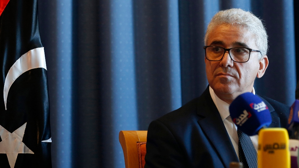 Libyan minister survives attack