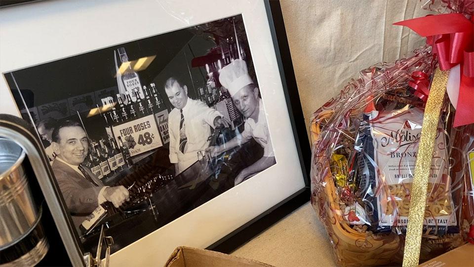 Mahoning Valley Historical Society basket raffle