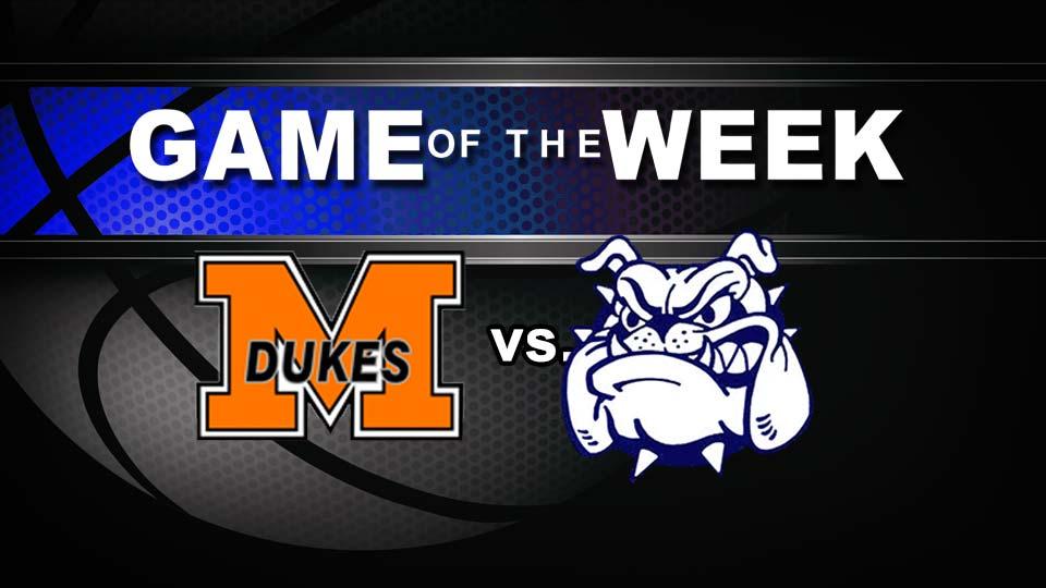 Marlington Dukes vs. Poland Bulldogs, High School Basketball Game of the Week