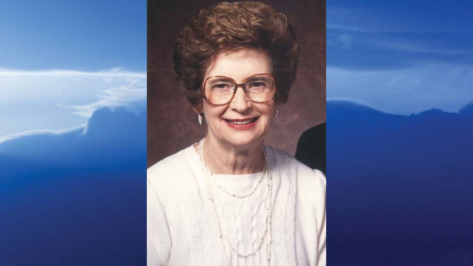 Mary Louise (McClurg) Smith-Baldwin, Youngstown, Ohio - obit