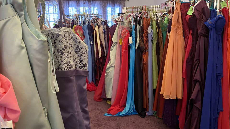 Master's Touch Healing and Training Center in Canfield is giving away 762 brand new dresses this Saturday and next