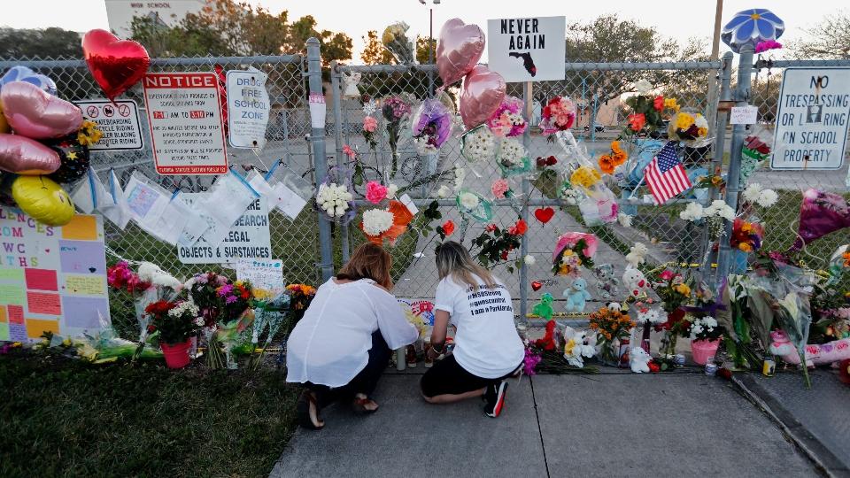 Parkland aniversary Biden gun laws