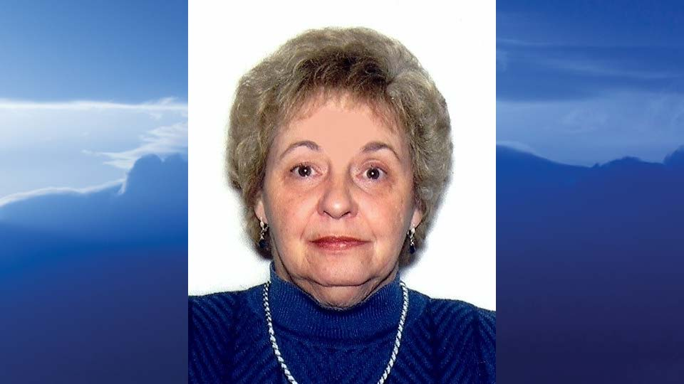 Patricia Jean Fellows, Cortland, Ohio-obit