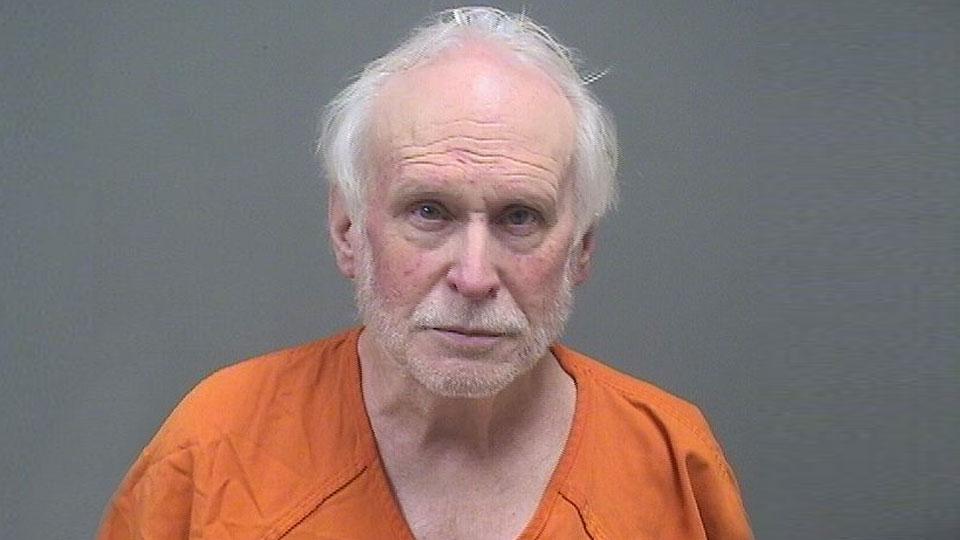 Richard Tarnaski, charged with robbery in Boardman