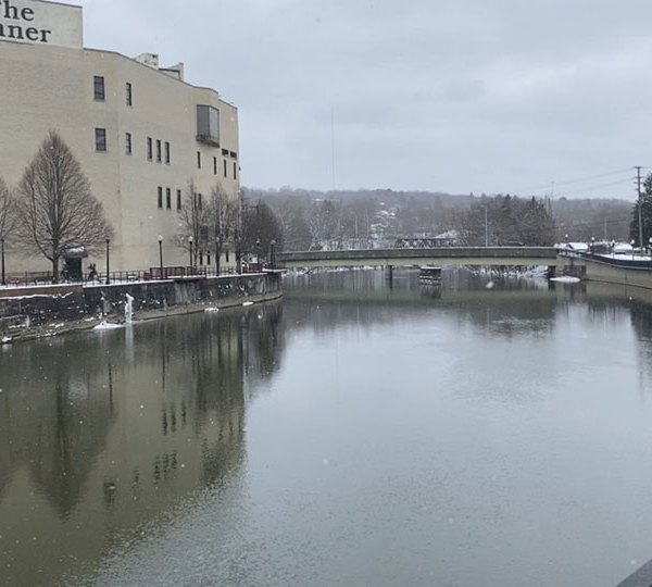 Shenango River was named by vote PA 2021 River of the Year