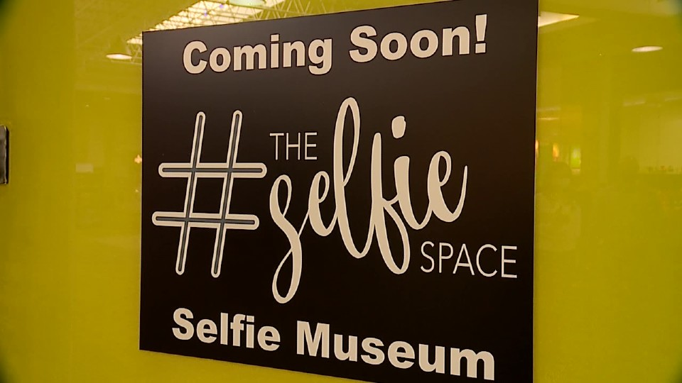 The Selfie Space at Southern Park Mall