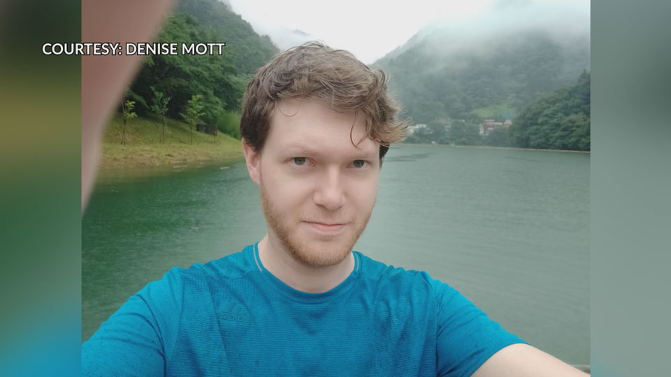 Trevor Balint, missing Hubbard man in Japan