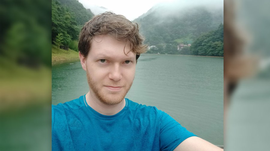Trevor Balint of Hubbard missing from US military base in Japan.