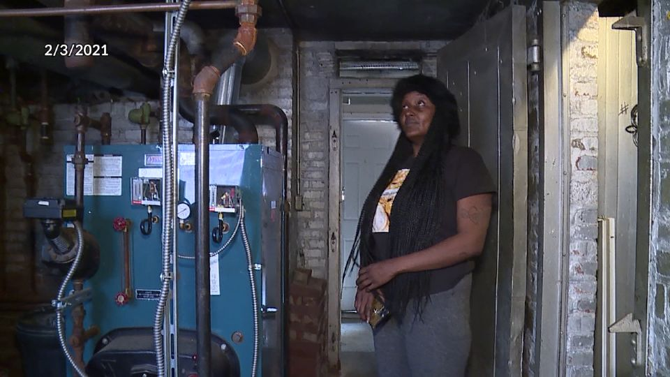 The conditions of a Youngstown apartment building got a magistrate's attention Monday.