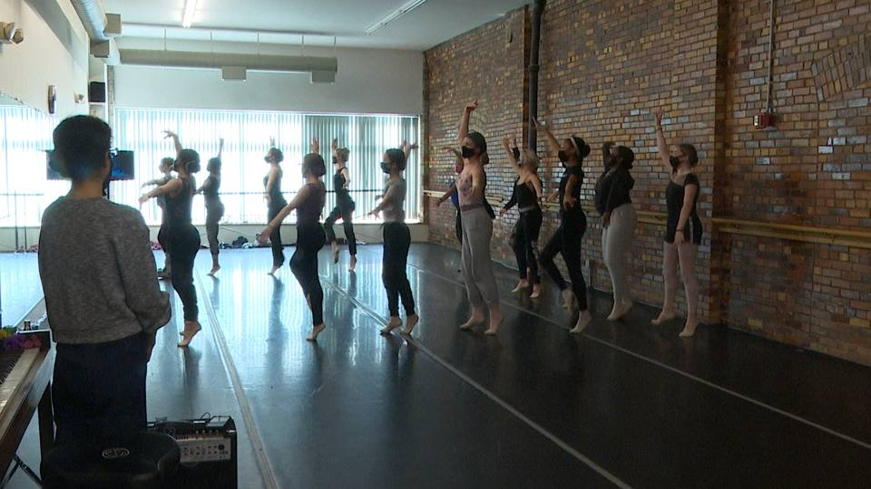 The Ballet Western Reserve is premiering their next showcase Saturday night.