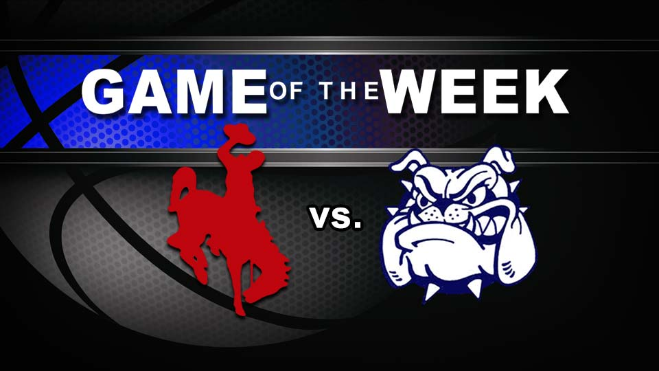 Chaney Cowboys vs. Poland Bulldogs High School Basketball Game of the Week graphic
