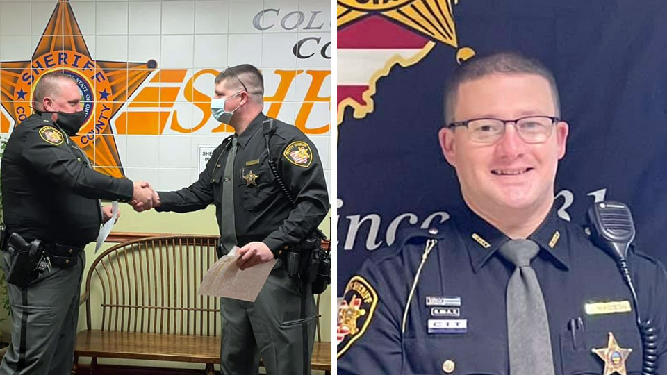 Columbiana County Sheriff's receive live-saving awards (1)