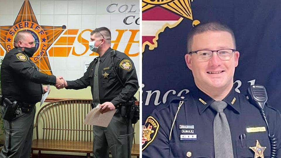 Columbiana County Sheriff's receive live-saving awards (1)