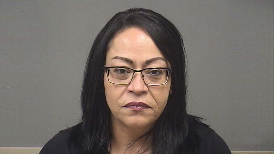 Dianet Godoy, charged with stealing prescriptions from an Austintown nursing home