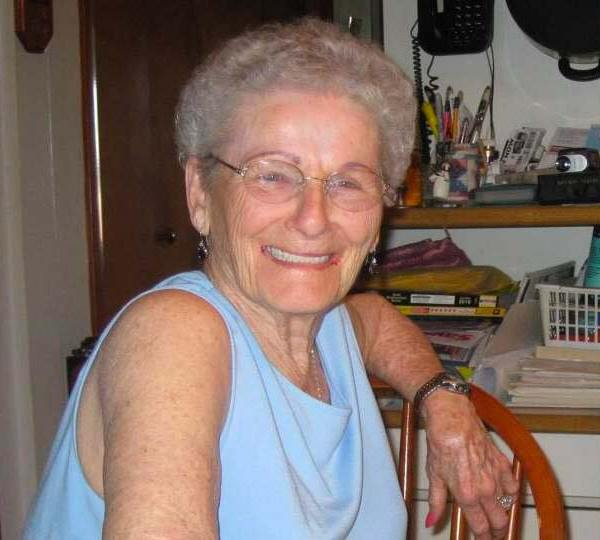 """Dolores """"Dorie"""" G. Hickenbottom, New Middletown, Ohio - obit"""
