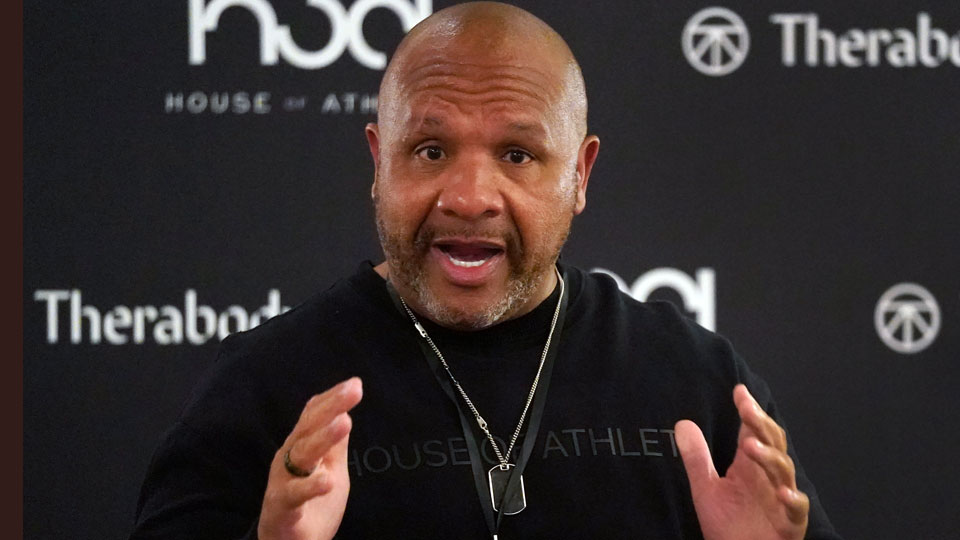 Former Cleveland Browns head coach Hue Jackson