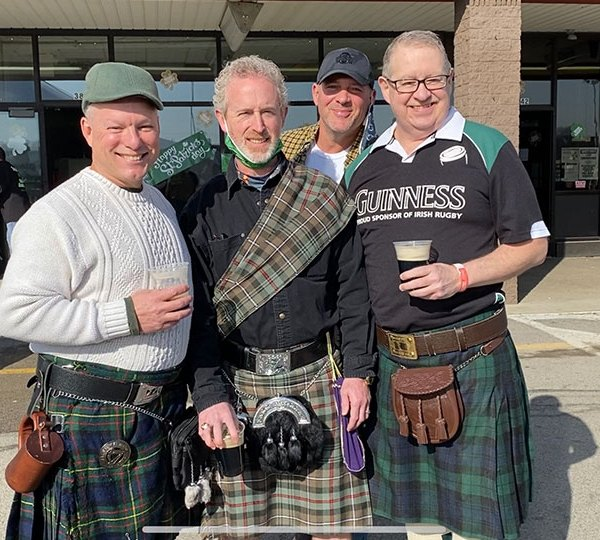 Frenchy's Irish Pub St. Patrick's Day Celebration