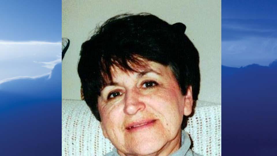 Josephine Marie Hvizdos Opsitnik, Struthers, Ohio - obit